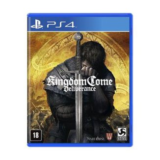 Jogo Kingdom Come: Deliverance PS4