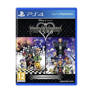 Jogo Kingdom Hearts HD 1.5 + 2.5 Remix - PS4