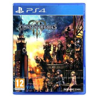Jogo Kingdom Hearts III (3)  PS4