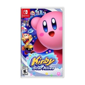 Jogo Kirby Star Allies  Switch