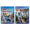 Jogo Lego  City Undercover + Jogo Lego  Ninjago   O