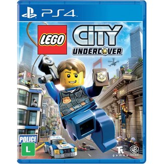 Jogo Lego City Undercover - Playstation 4