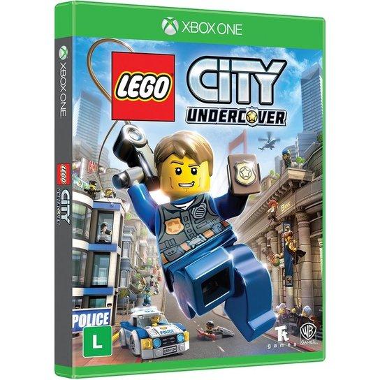 Jogo Lego City Undercover - Xbox One - Verde