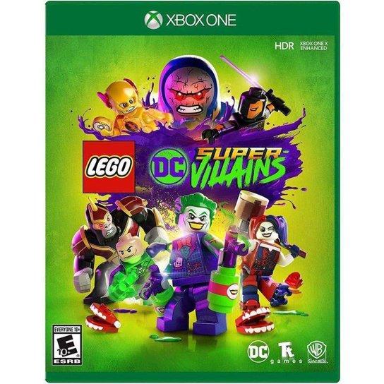 Jogo Lego DC SuperVillains  XboxOne - Incolor