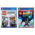 Jogo Lego  Harry Potter Collection + Jogo Lego  Batman 3 Beyond Gotham   PS4