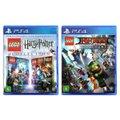 Jogo Lego  Harry Potter Collection + Jogo Lego  Ninjago O