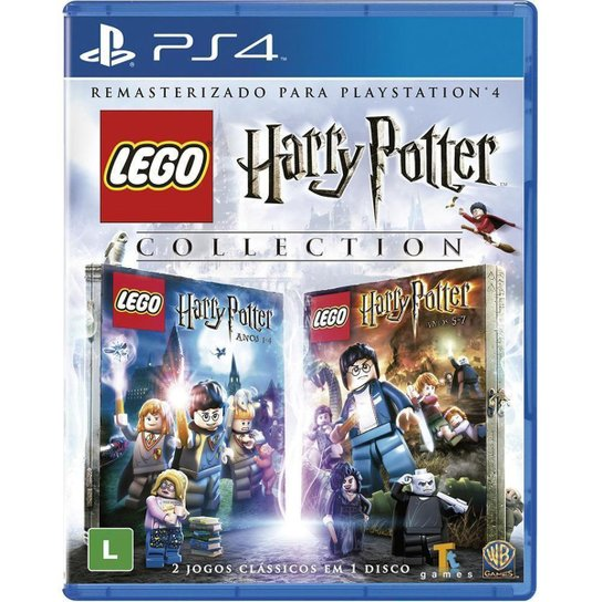 Jogo Lego Harry Potter Collection Ps4 - Incolor