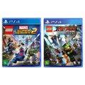 Jogo Lego  Marvel Super Heroes 2 + Jogo Lego  Ninjago   O