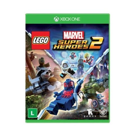 Jogo Lego Marvel: Super Heroes 2 - Xbox One - Incolor
