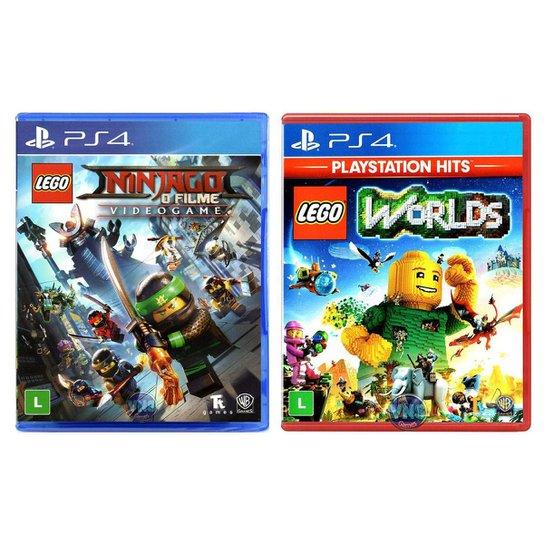Jogo Lego  Ninjago - O - Incolor