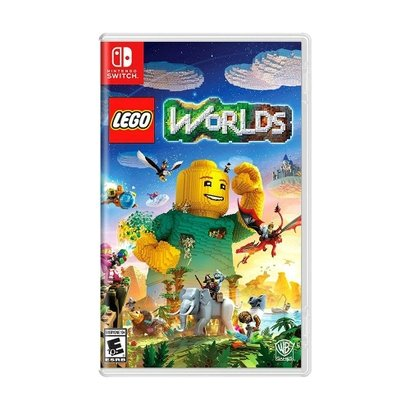 DESCRIÇÃO LEGO Worlds é uma galáxia de mundos imaginativos feitos completamente de blocos LEGO digitais onde os jogadore...