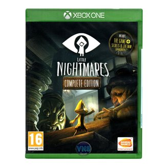 Jogo Little Nightmares Complete Edition  Xbox One