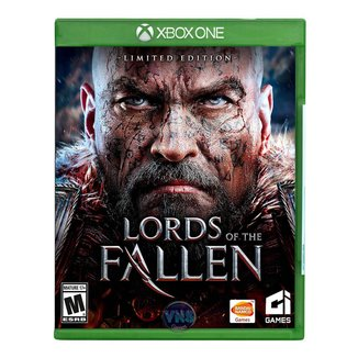 Jogo Lords of The Fallen Limited Edition  Xbox One