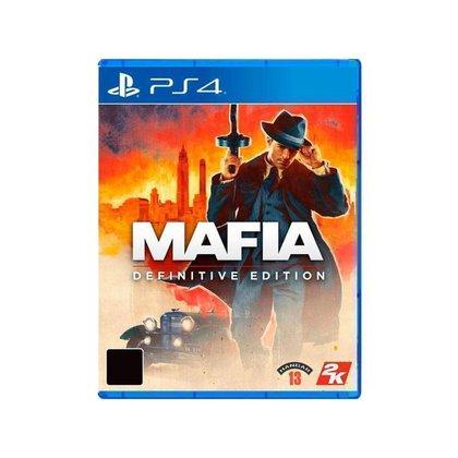 Jogo Mafia Definitive Edition para PS4 Hangar 13