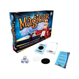 Jogo Mágicas