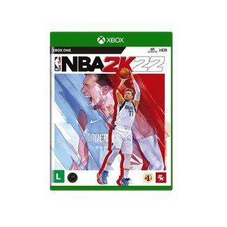 Jogo Midia Fisica de Basquete 2kGames NBA 2k22 Xbox One