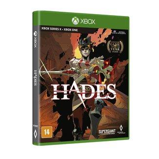 Jogo Midia Fisica Hades Para Xbox Series Original TakeTwo