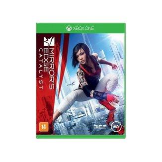 Jogo Mirrors Edge Catalyst - Xbox One