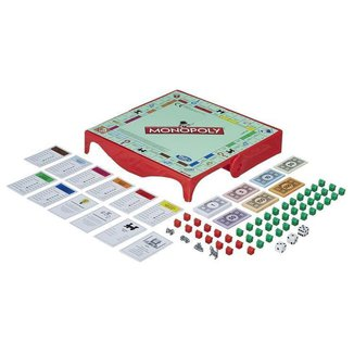 Jogo Monoply Grab & Go Monopoly