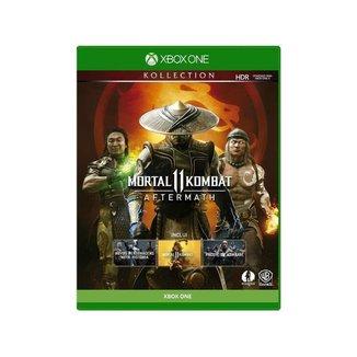 Jogo Mortal Kombat 11: Aftermath para Xbox One