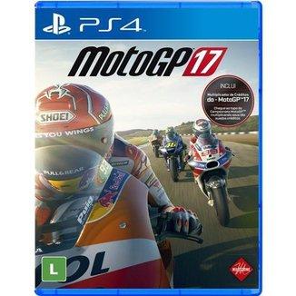 Jogo Moto Gp 17 - PS4