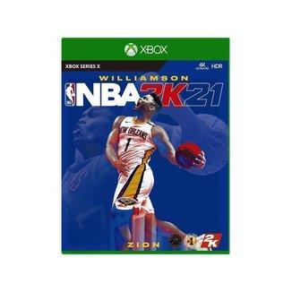 Jogo NBA2K21 para Xbox Series X 2K