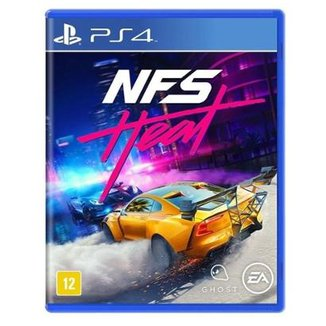 Jogo Need for Speed Heat PS4