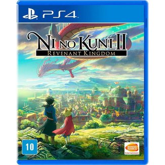 Jogo Ni No Kuni II: Revenant Kingdom  Ps4