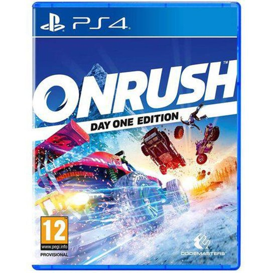Jogo Onrush Day One Edition Ps4 - Incolor
