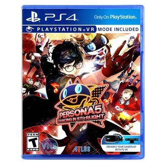 Jogo Persona 5 Dancing in Starlight  PS4