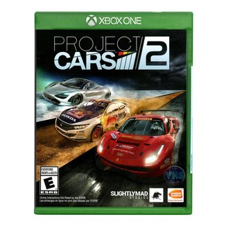 Jogo Project Cars 2  Xbox One
