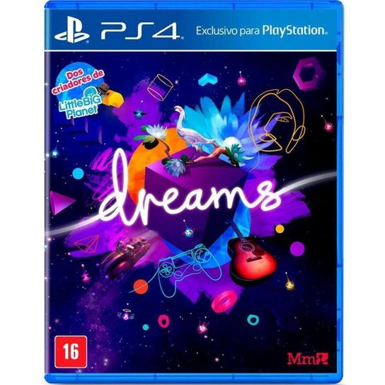 Jogo PS4 - Dreams - Sony - Incolor