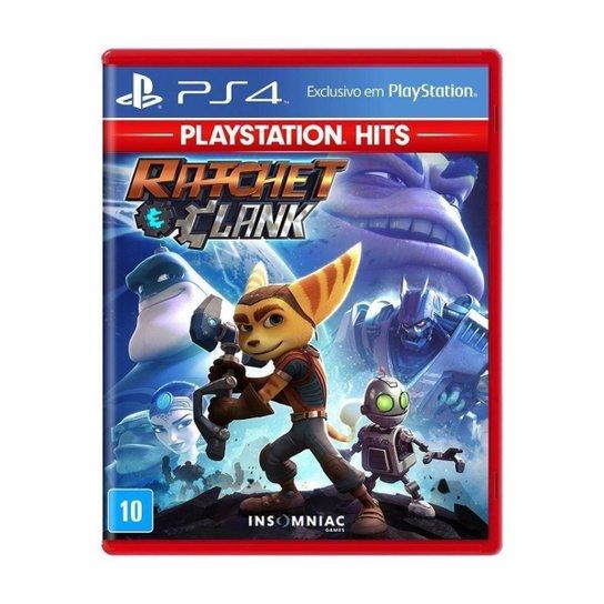 Jogo Ratchet & Clank - PS4 - Incolor