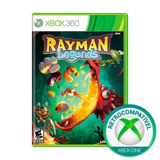 Jogo Rayman Legends - Xbox 360 - Incolor