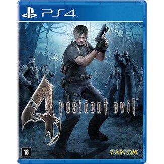 Jogo Resident Evil 4 Remastered PS4