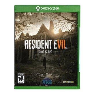 Jogo Resident Evil 7 Biohazard  Xbox One
