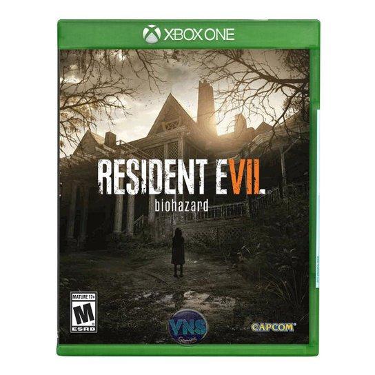 Jogo Resident Evil 7 Biohazard  Xbox One - Incolor
