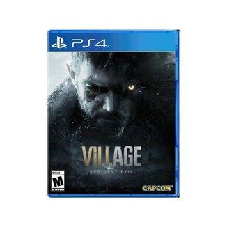 Jogo Resident Evil Village para PS4 Capcom Lançamento