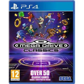 Jogo Sega Mega Drive Classics PS4