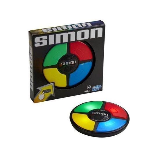 Jogo Simon Eletrônico Hasbro Gaming - Colorido