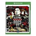 Jogo Sleeping Dogs Definitive Edition  Xbox One