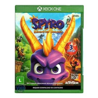 Jogo Spyro Reignited Trilogy  Xbox One