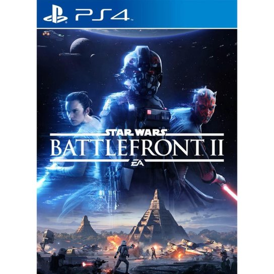 Jogo Star Wars Battlefront II  Ps4 - Incolor