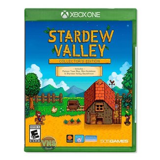 Jogo Stardew Valley Collector's Edition  Xbox One