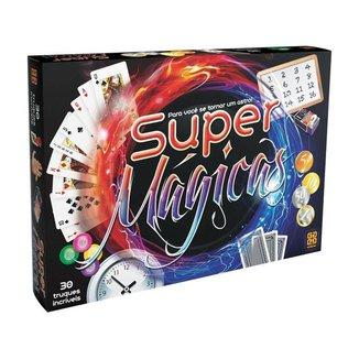 Jogo Super Mágicas