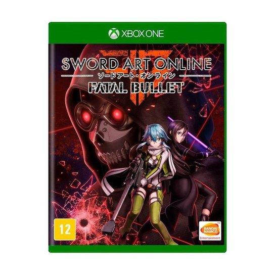 Jogo Sword Art Online: Fatal Bullet - Xbox One - Incolor