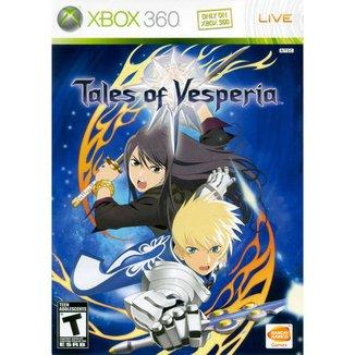 Jogo TALES OF VESPERIA  XBOX 360