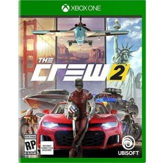 Jogo The Crew 2  XboxOne
