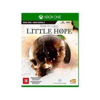 Jogo The Dark Pictures Anthology Little Hope