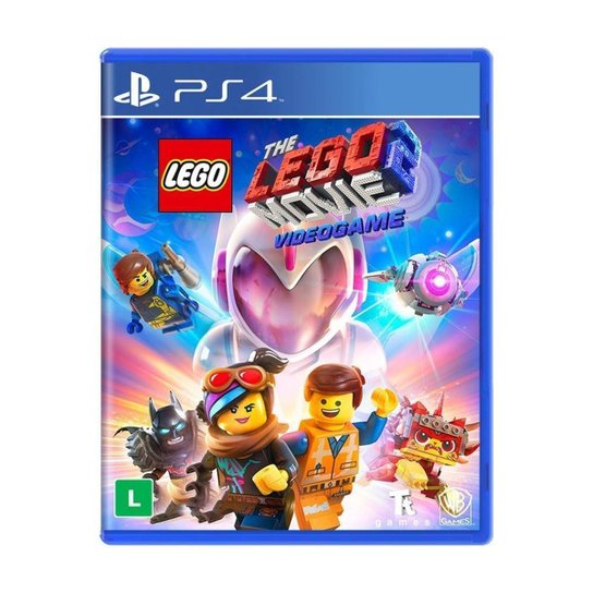Jogo The LEGO Movie Videogame 2 - PS4 - Incolor